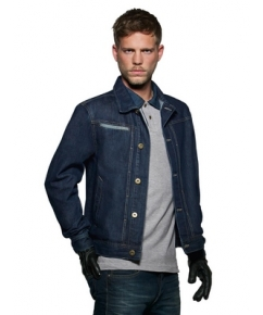 Denim Trucker Jacket bedrukken