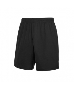 Performance short bedrukken