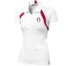 Lob Cool Fit dames polo bedrukken