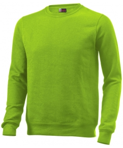 Oregon sweater met ronde hals bedrukken