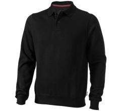 Referee unisex polosweater bedrukken