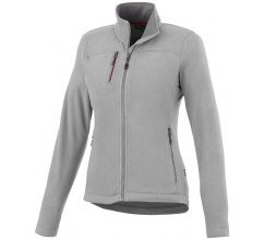 Pitch dames microfleece jack bedrukken