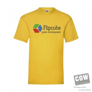 Afbeelding van relatiegeschenk:Fruit Valueweight T-shirt heren