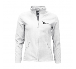 B&C ID.501 Fleece Jacket dames fleecejack bedrukken