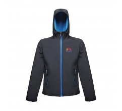 Regatta StandOut Arley II Hooded Softshell Jacket heren bedrukken