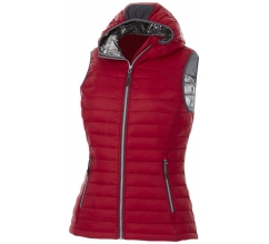 Junction geïsoleerde dames bodywarmer bedrukken